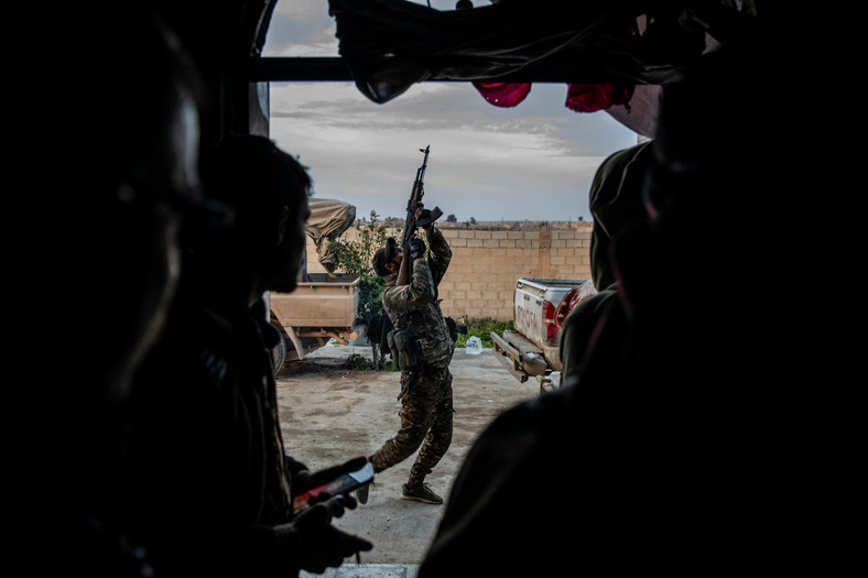 Last ISIS Village in Syria Falls, and a Caliphate Crumbles