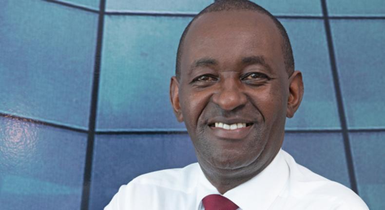 EGM CEO Mr. Samwel Kiraka