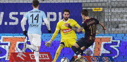 Remis lidera ekstraklasy. Pogoń Szczecin –Frantisek Plach 0:0
