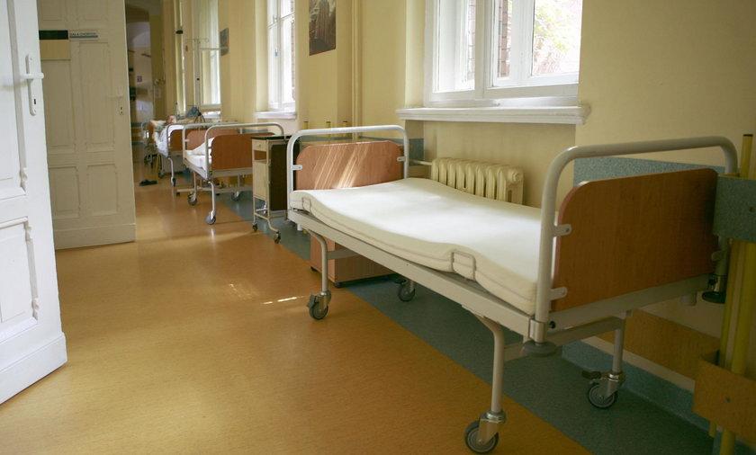 Więzień zbiegł ze szpitala. Panika w Lublinie