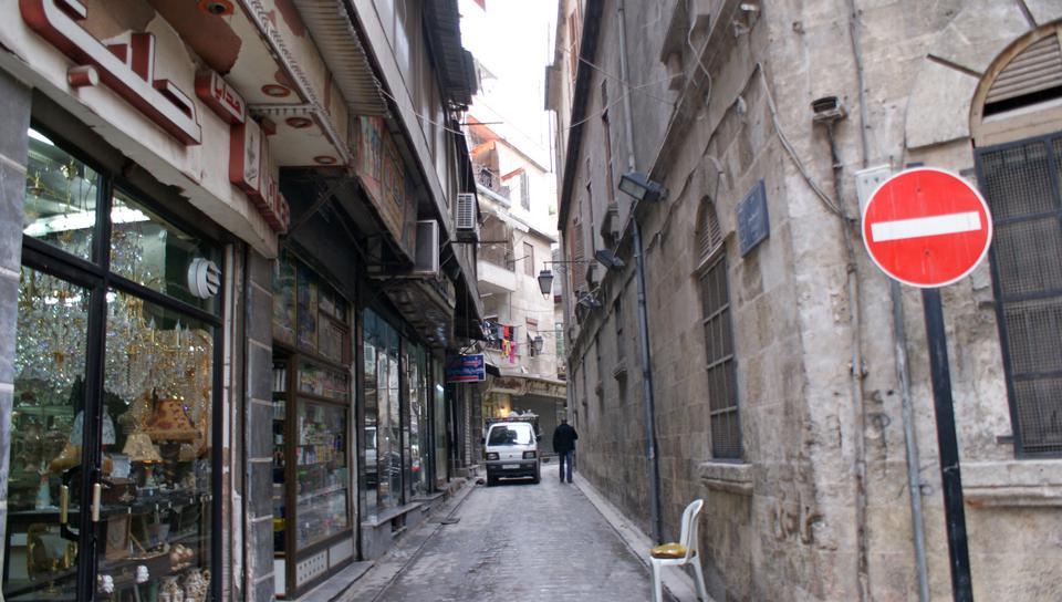 Aleppo: tak wyglądało miasto przed wojną