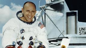Obcy istnieją, ale nas nie odwiedzają – twierdzi astronauta, który był na Księżycu