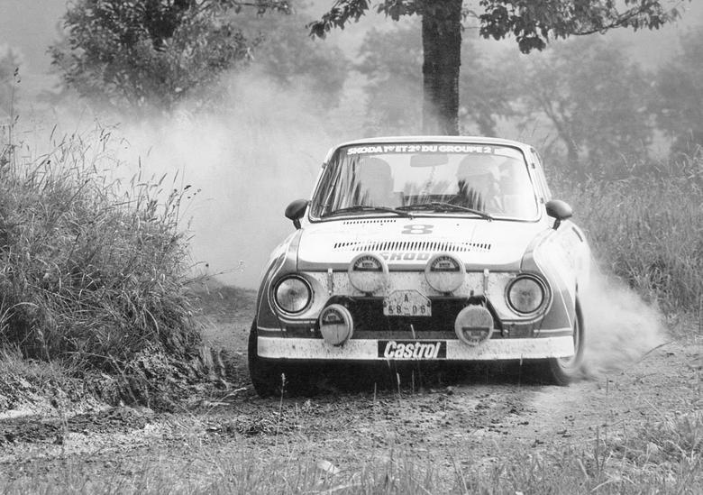 Nie tylko na rajdowych trasach Skoda 130 RS zostawiała swych konkurentów w tyle. Największym sukcesem modelu było pokonanie znacznie silniejszych rywali w wyścigowych mistrzostwach Europy w 1981 roku