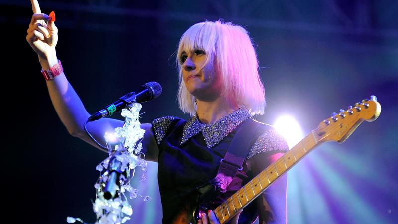 The Joy Formidable (fot. Getty Images)
