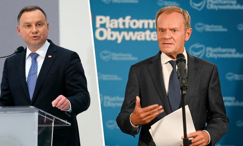 Pomysł Donalda Tuska jest prosty: ustawą unieważnić rozporządzenie prezydenta Andrzeja Dudy.