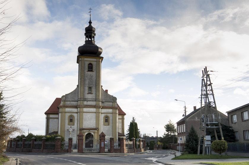 Parafia w Wojnowicach