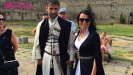 Katarzyna Pakosińska w niedzielę wzięła ślub w Gruzji