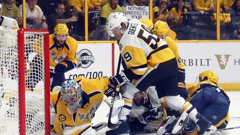 Pittsburgh Penguins - Nashville Predators