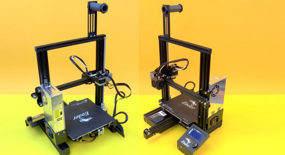 3D Drucker Creality Ender 3 im Test: billig, tolle Ergebnisse
