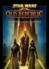 Okładka: Star Wars: The Old Republic, Star Wars: The Old Republic - Knights of the Fallen Empire