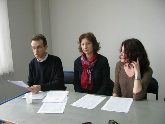Pokrenuli i upravni spor: Predstavnici roditelja na konferenciji za medije