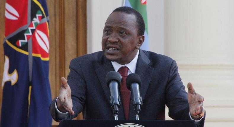 List of Jubilee MPs who walked out of Uhuru's Meeting