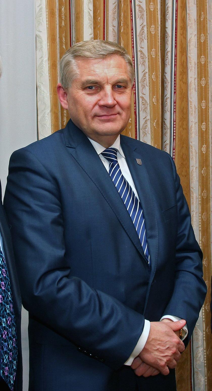 Tadeusz Truskolaski trafił do szpitala. Prezydent Białegostoku ma koronawirusa