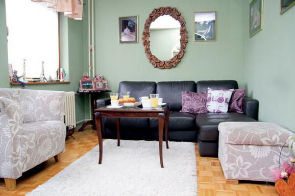 Vanjina dnevna soba