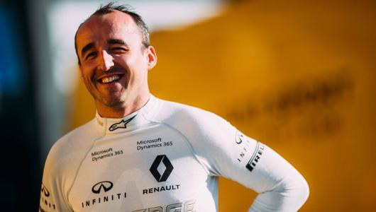Robert Kubica weźmie udział w testach po GP Węgier