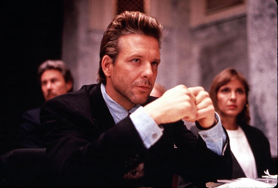 Mickey Rourke - 1990