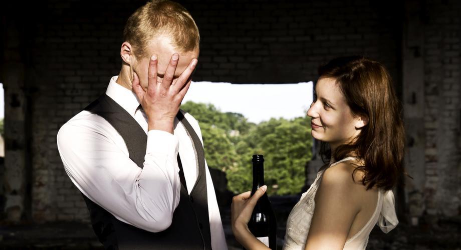 Kroki do randki z żonatym mężczyzną