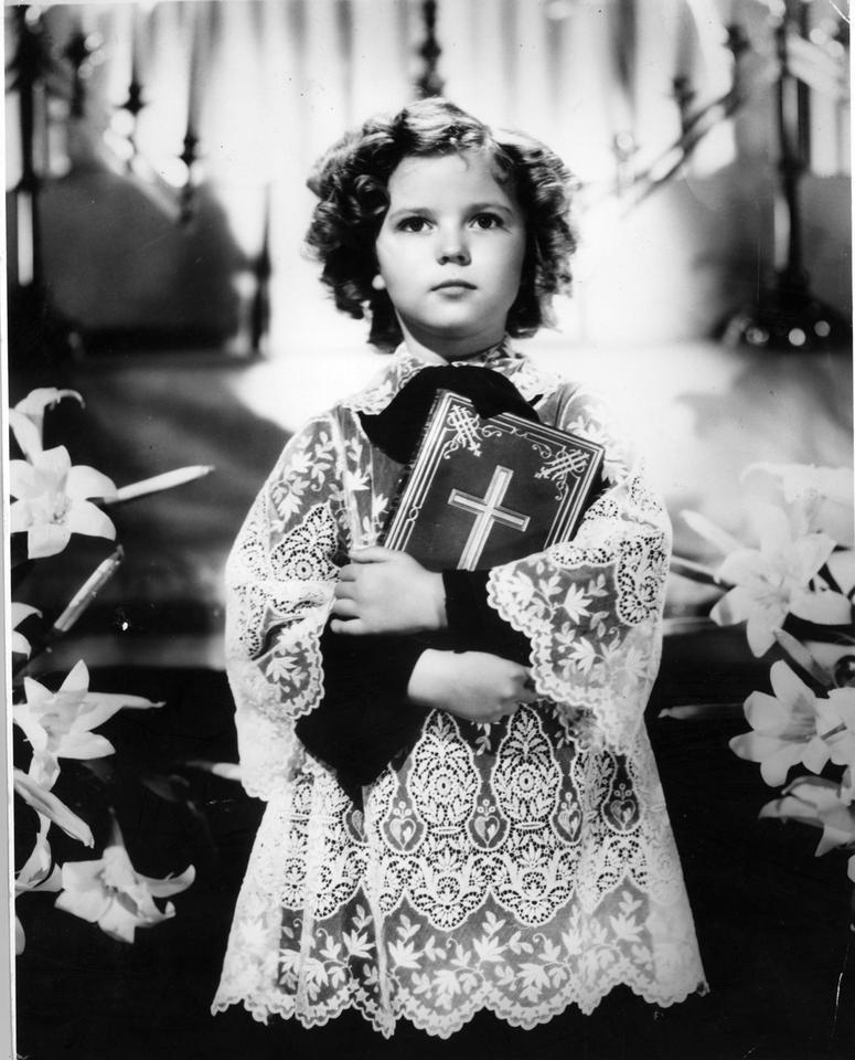 Shirley Temple w 1937