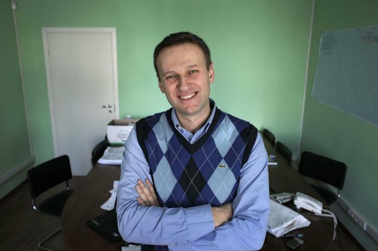 Aleksej Navaljni foto Tanjug AP