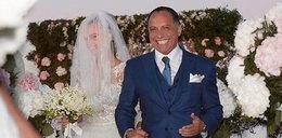 Modelka poślubiła starszego o 37 lat miliardera. Spodziewa się teraz dziecka!