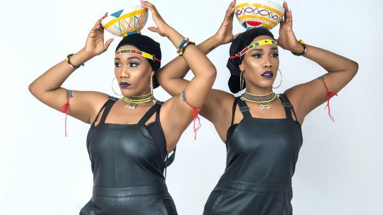 El'Vee 'Audaciously Free: Best of African and Urban Culture' shoot