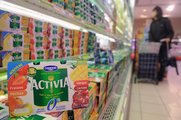 Jogurt Activia firmy Danone