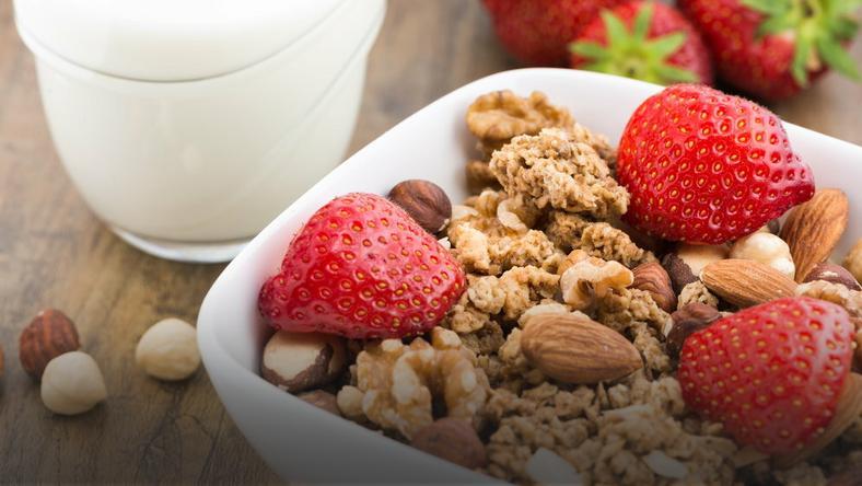 Codzienna dieta powinna zawierać minimum 25 gramów błonnika