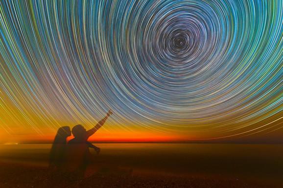 Zvezde kao kroz prizmu kaleidoskopa