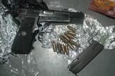 zaplenjeni pištolj
