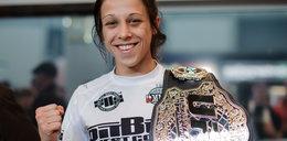 """Jędrzejczyk """"najlepszym fighterem"""" półrocza w UFC"""