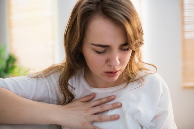 Srce strada zbog poremećenog srčanog ritma i ubrzanog pulsa