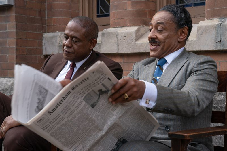 Forest Whitaker is known for always nailing it when it comes to interpreting roles. From playing 'Idi-Amin' in 'Last King Of Scotland' I asked Forest how he was able to get in character for 'Bumpy Johnson' and what fascinated him about the role. [NYDailyNews]