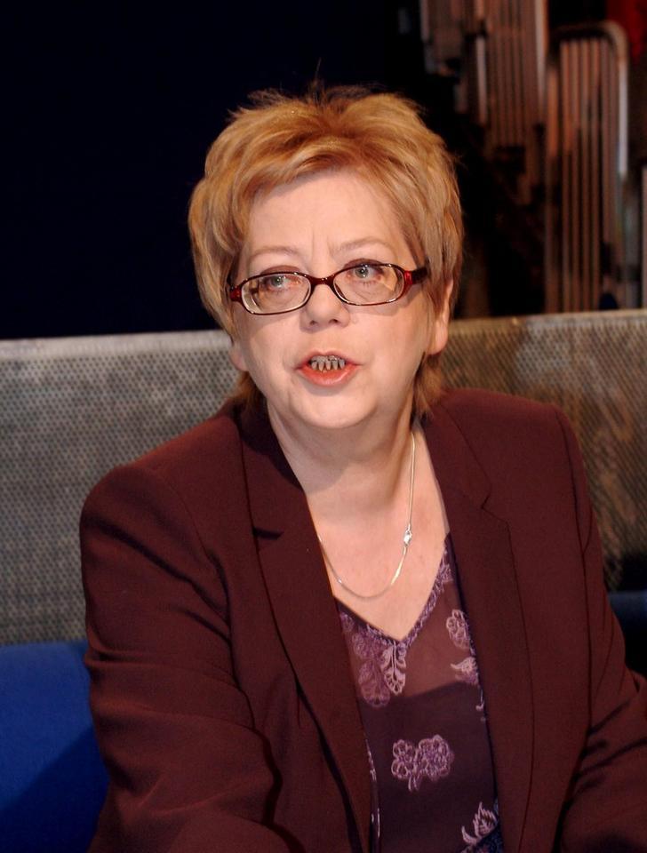 Elżbieta Zapendowska w 2002 roku