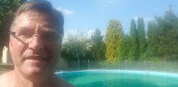 Tak się relaksują gwiazdy disco polo. Z wódką na brzegu basenu