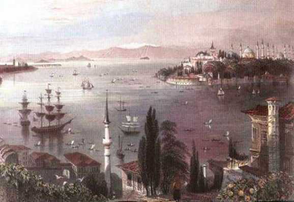 Konstantinopolj