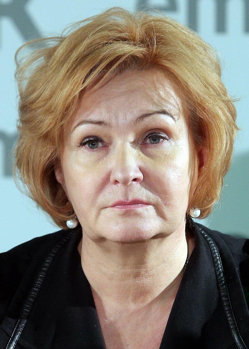 prof. dr hab. med. Grażyna Rydzewska, gastroenterolog