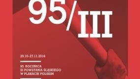 Wystawa plakatów o tematyce powstańczej w Muzeum Śląskim