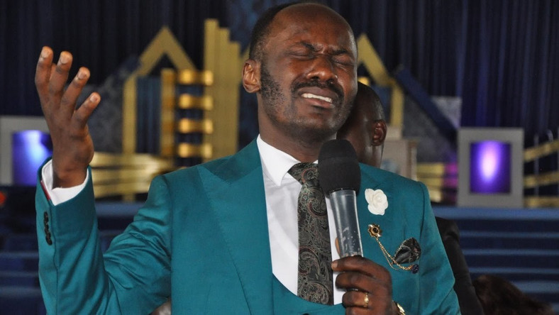 Apostle Suleman and other men of God in Nigeria can help usher a new wave where the Church is in the forefront of gender equality (Daily Post)
