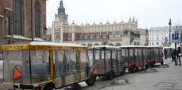 Krakowska wojna o meleksy