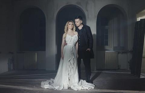 Nakon što su zajedno zapevali na venčanju, Danijela Karić i Ivan Mileusnić snimili pesmu: Evo kako zvuče u duetu! Video
