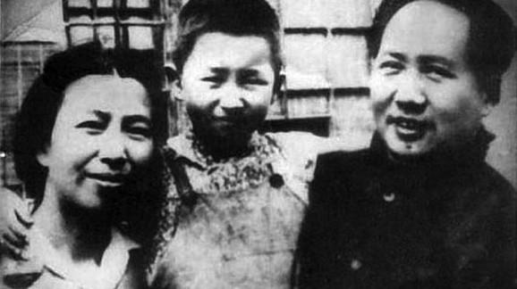 Mao Cedung i porodica