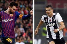 Lionel Mesi, Kristijano Ronaldo