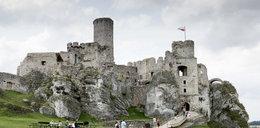 Jurajski zamek po remoncie