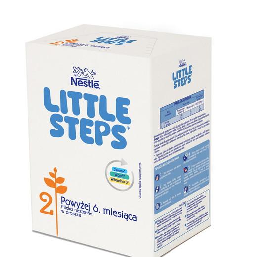 Nestle - Little Steps 2 opinie - opinie