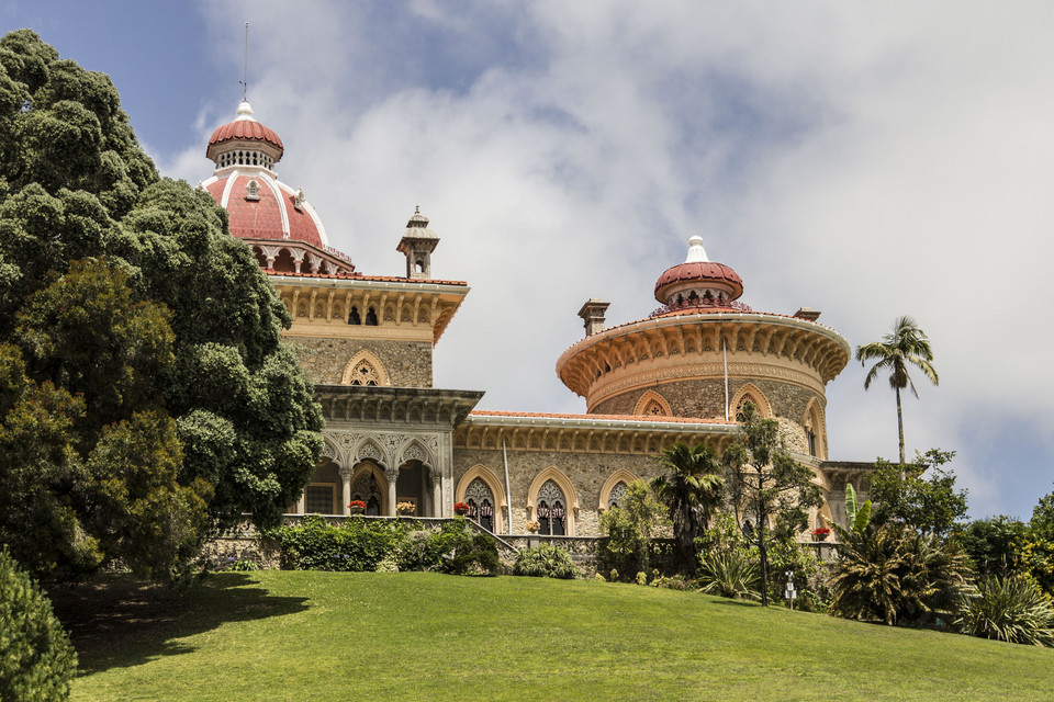 Parque e Palacio Monserrate