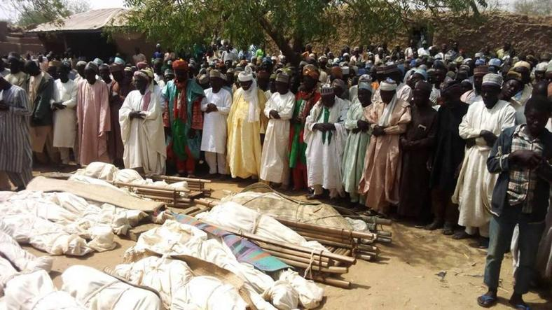Victims of Zamfara killings have been buried in mass graves (Daily Nigerian)