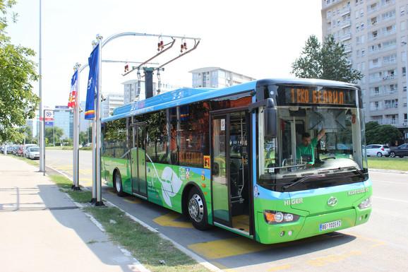 Kineski elektrobusi