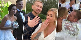 Gwiazdy, które wzięły ślub w 2020 roku. ZDJĘCIA