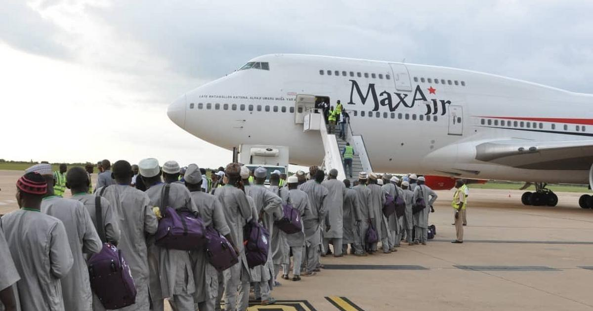 Gombe transports first batch of 560 pilgrims to Saudi Arabia - Pulse Nigeria