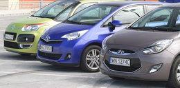 Toyota Verso S kontra Hyundai ix20 i Citroen C3 Picasso